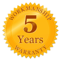 Workmanship Warranty
