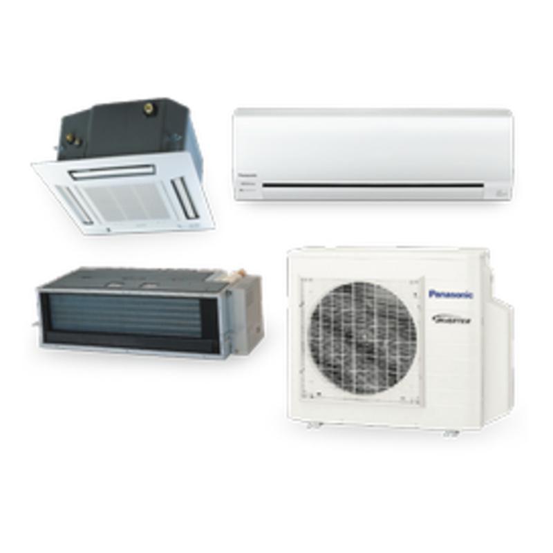 Aussie Airconditioning Panasonic 10kw Outdoor Reverse