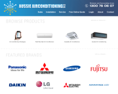 Aussie Air Conditioning Air Conditioner Catalogue